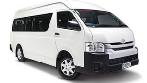 11 Seat Minibus Hire With Driver